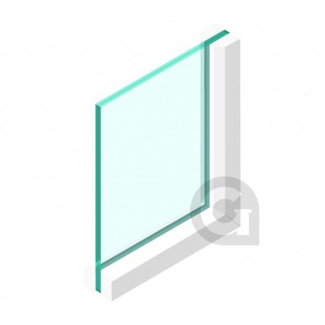 gehard-gelaagd glas