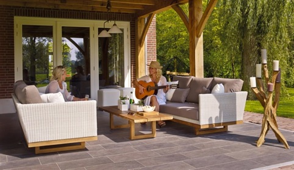 Outdoor living zomertrend 2018