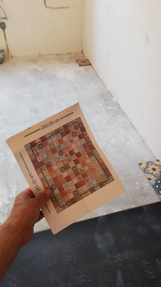 planning tegels