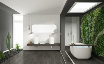 welnessgevoel badkamer