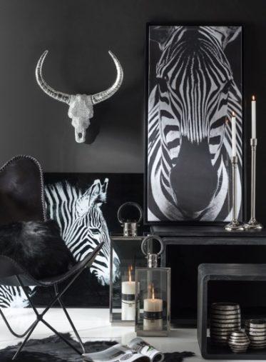dierenkop decoratie