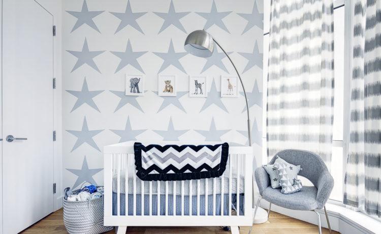 babykamer inrichten