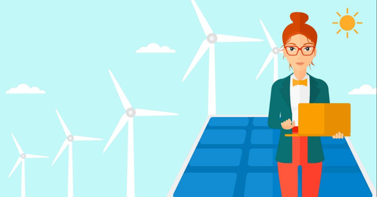 vraag en aanbod energie
