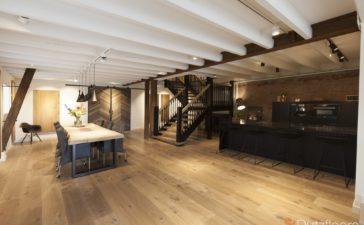Waarom kiezen voor een massief houten vloer?