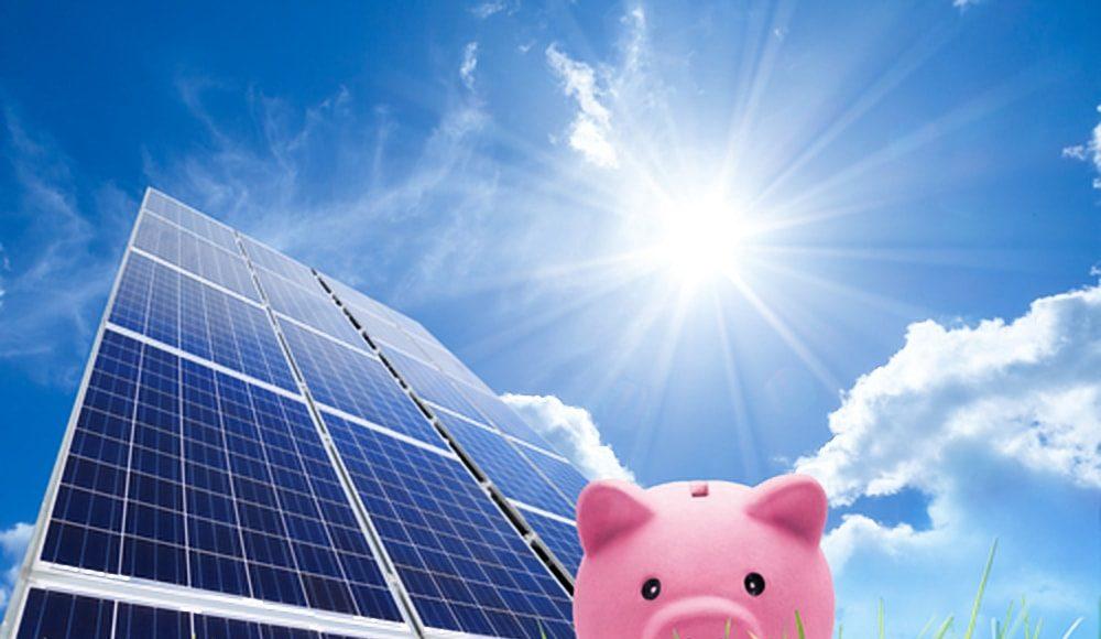 zonnepanelen opbrengst