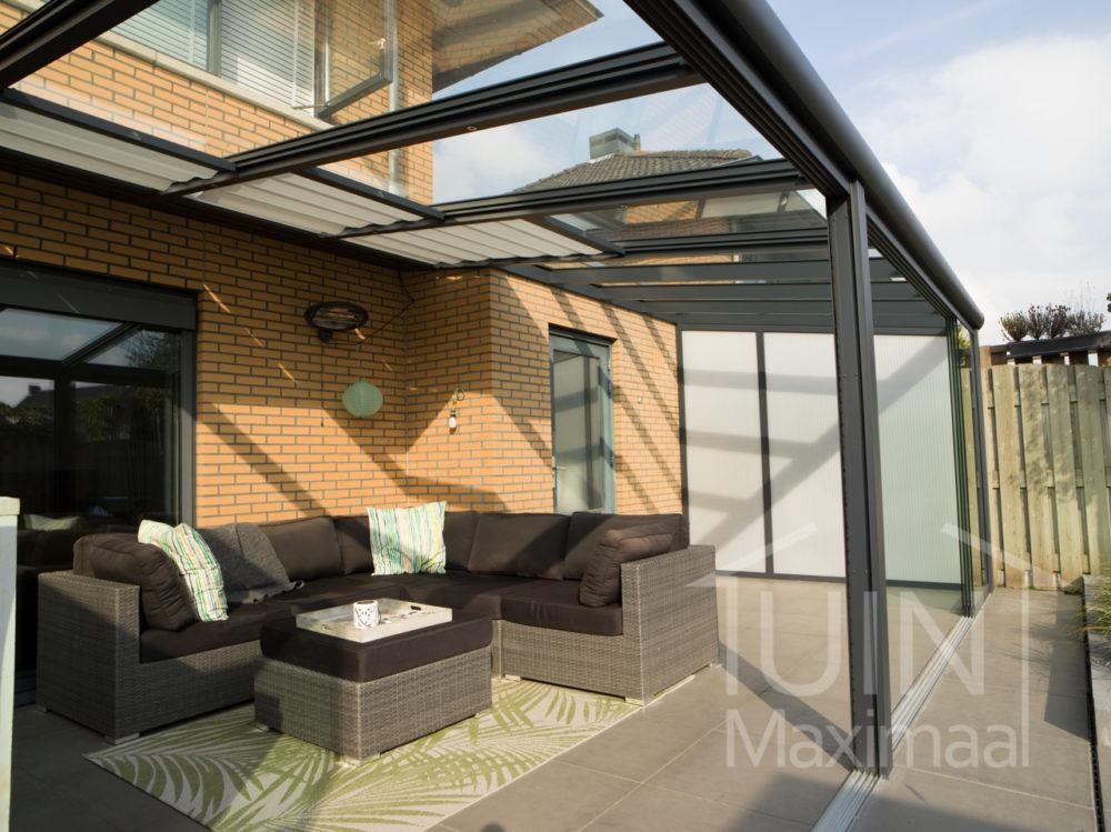 veranda zonwering