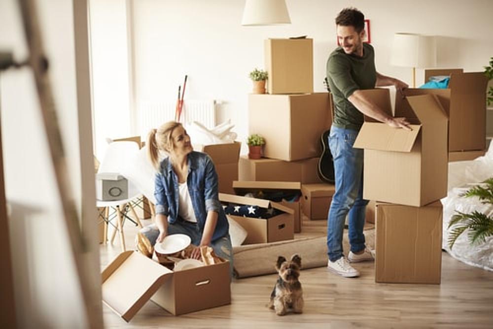 verhuizen inpakken
