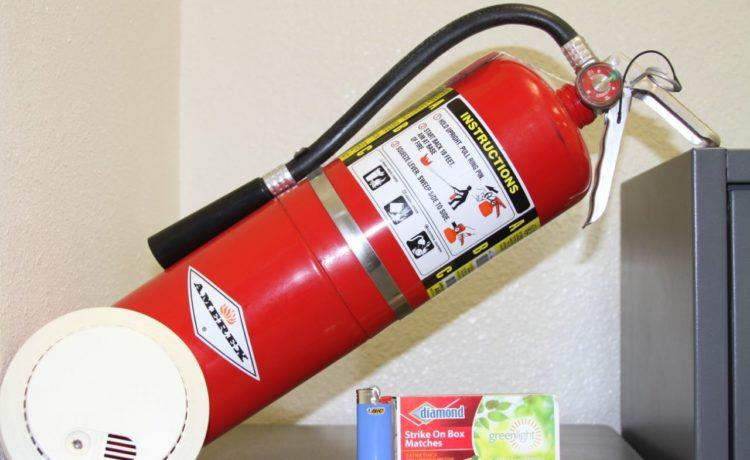 Je huis brandveilig maken