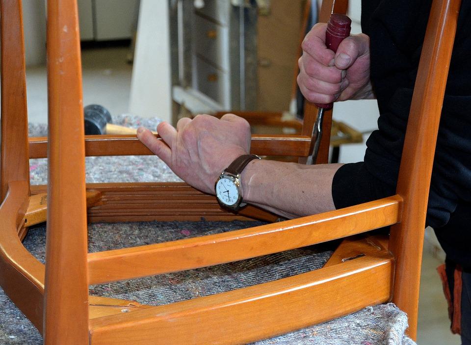 Materiaalgebruik meubels