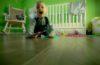 geschikte vloer kinderkamer