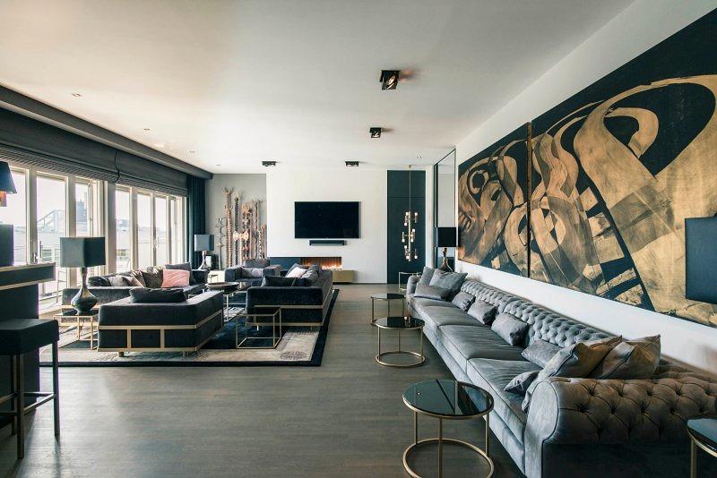 Penthouse in Berlijn