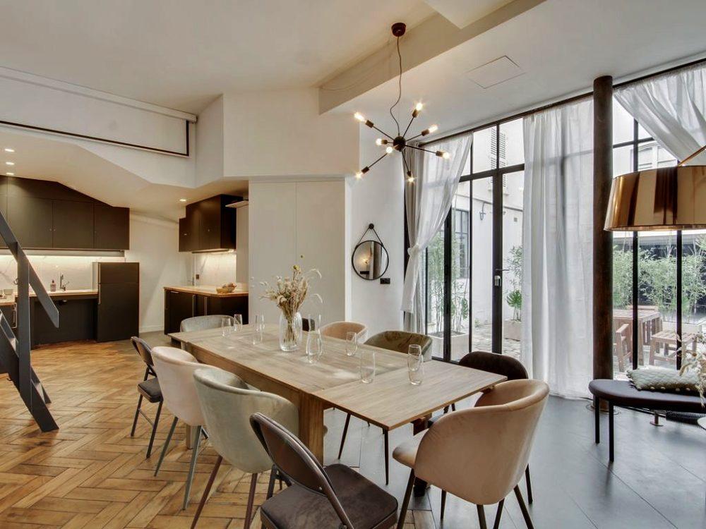 Loft Chez Suzanne in Parijs