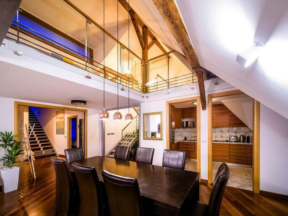 Penthouse Praag