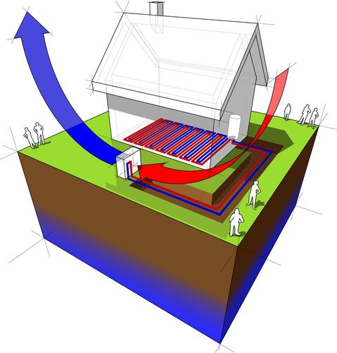 lucht-waterwarmtepomp