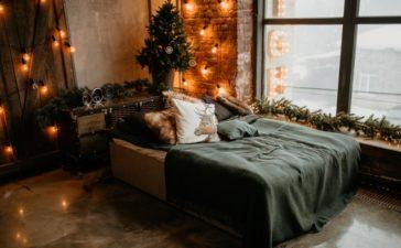 3 tips voor kerstverlichting in je slaapkamer