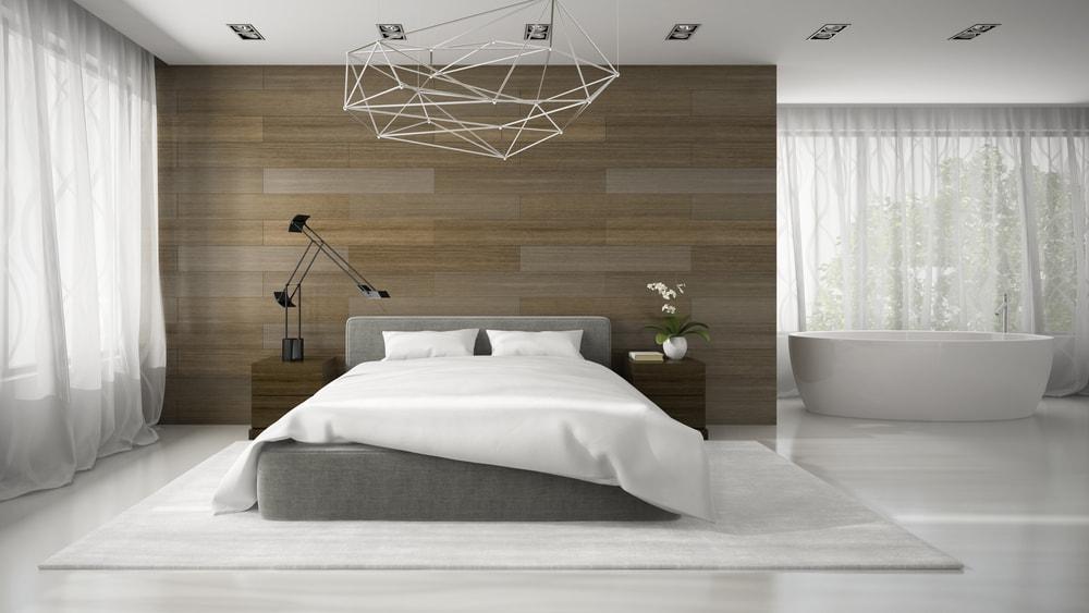 slaapkamer raamdecoratie