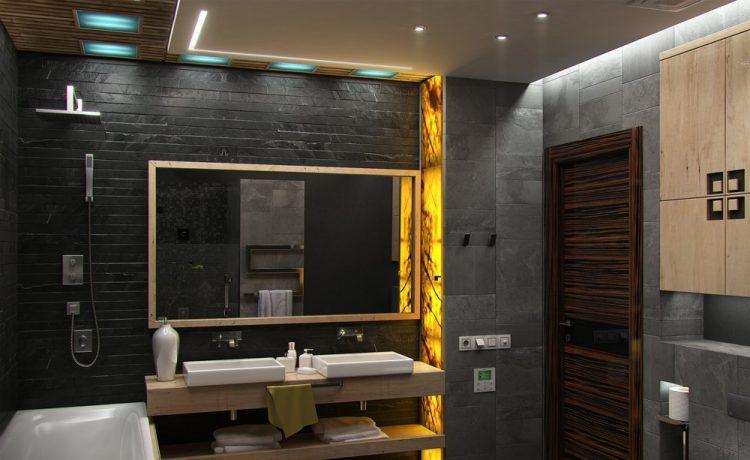 Een mooie badkamer kan niet zonder...