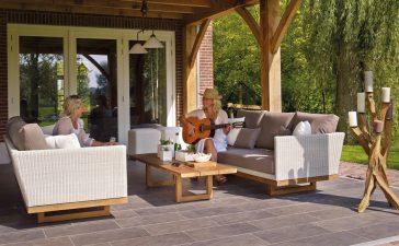 7x inspiratie voor je houten loungeset