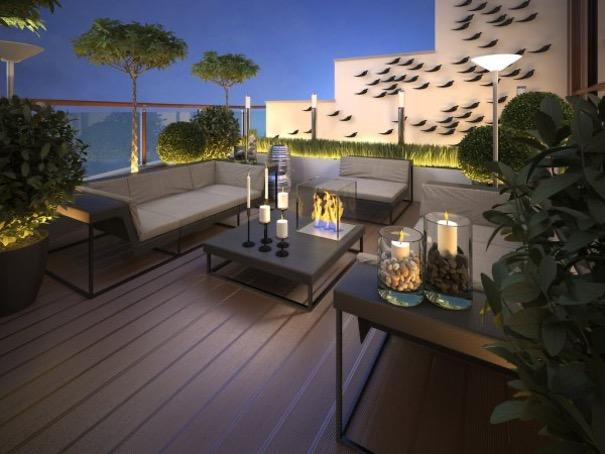 Kies voor een stylish lage loungeset