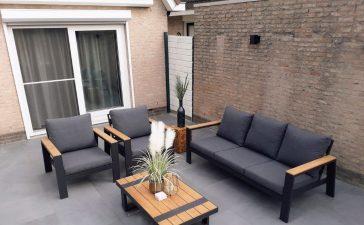 De voordelen van een loungebank in de tuin