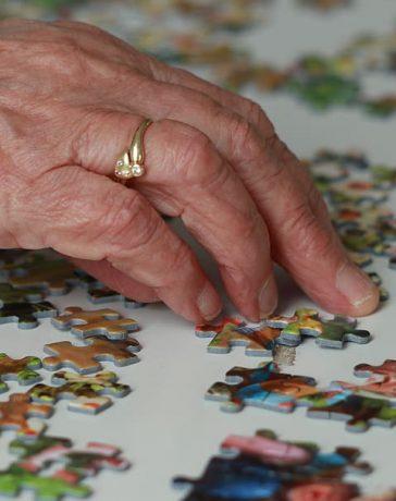 lockdown als ouderen door te komen