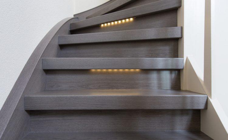 Een open trap renoveren