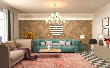 3 manieren om tapijttegels toe te voegen aan je interieur